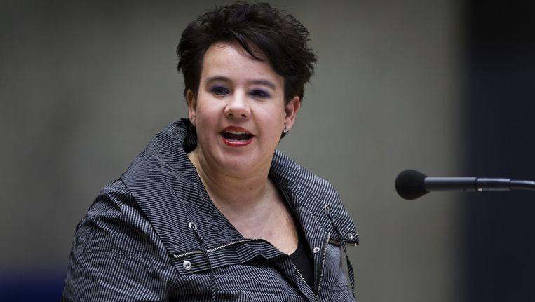 PvdA-kamerlid Sharon Dijksma is naar voren geschoven om burgemeester van Nijmegen te worden. ©ANP Beeld