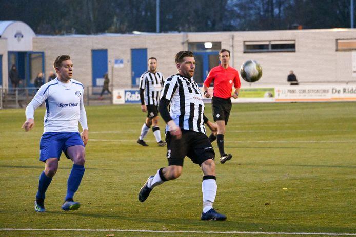 Reyer Roelofsen van Zwart-Wit'63 gaat het komend seizoen toch weer op hoger niveau proberen.