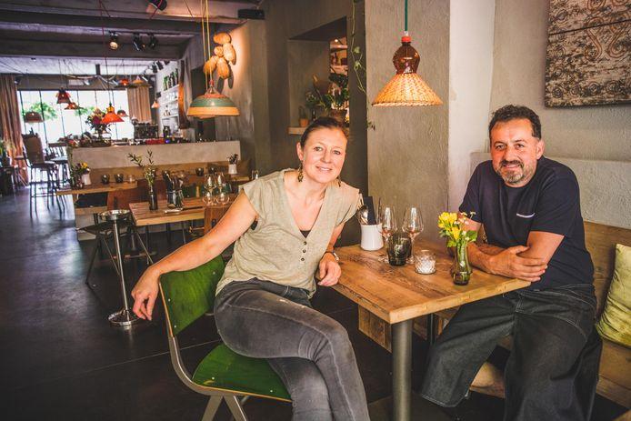 Ellen Schaap en Laurent Locquet van A Food Affair.
