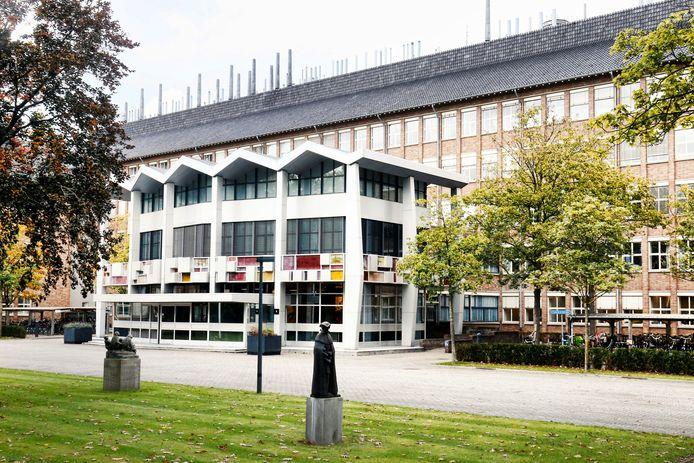 Het RIVM-gebouw in De Bilt