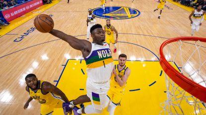 Ook in NBA razend spannende strijd om play-offs: wie van de vier claimt het laatste plekje?