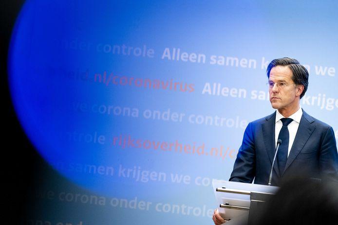 Tijdens een persconferentie op 2 februari stelde Mark Rutte dat tweederde van de besmettingen op dat moment veroorzaakt werd door de Britse variant.