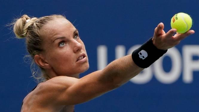 Arantxa Rus verliest van olympisch kampioene in eerste ronde US Open