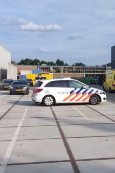 Gewonde bij bedrijfsongeval Harderwijk