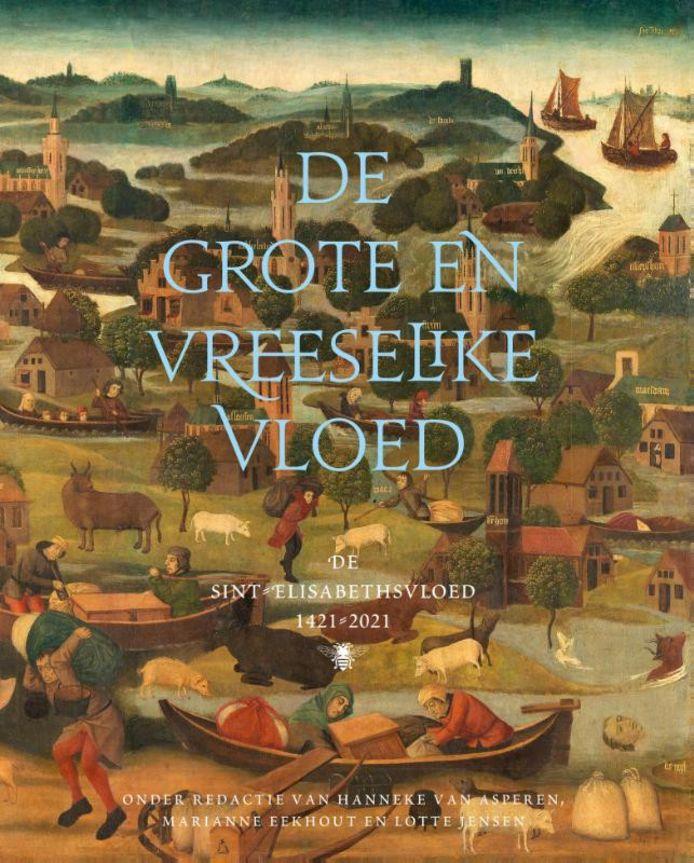 cover van De grote en vreeselike vloed