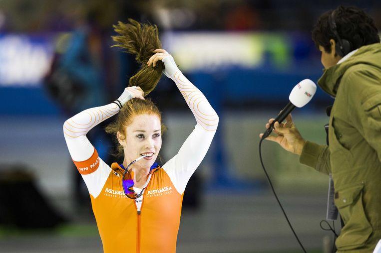 Antoinette de Jong. Beeld ANP