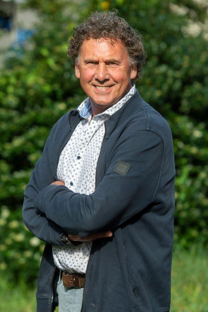 Peter Visee, sportcolumnist van AD Amersfoortse Courant.