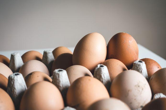 Eieren.