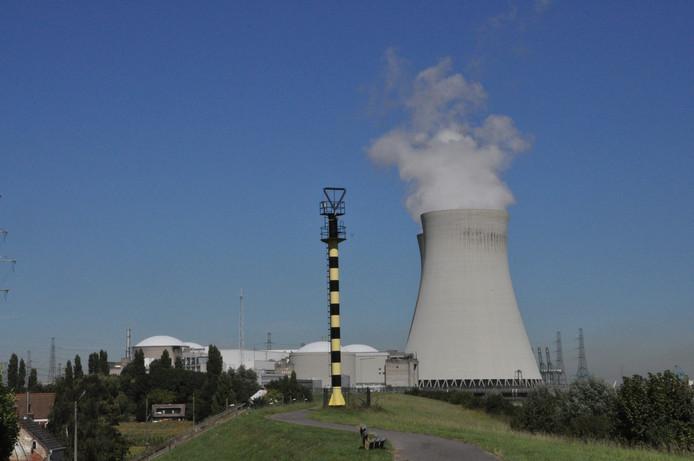 De kerncentrale bij Doel.