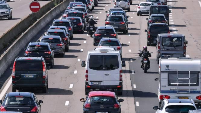 Meer dan duizend kilometer file in Frankrijk op 'zwarte zaterdag': hier staan de files op de Europese wegen