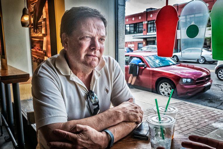 Psycholoog Christopher Sterling. Beeld Tim Dirven