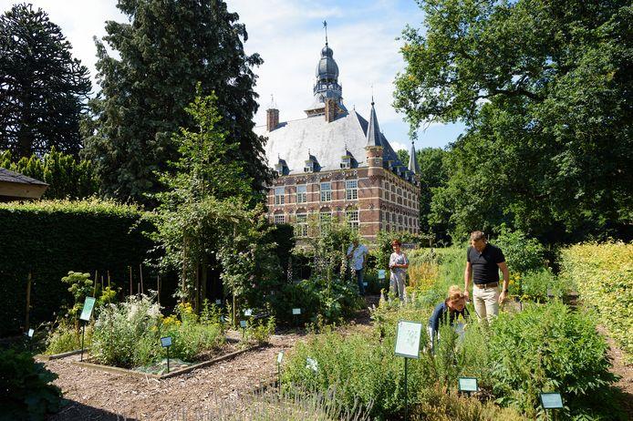 Kasteel Wijchen met museumtuin 'De Tuun'