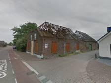 Bouwval Sambeek maakt plaats voor woningen