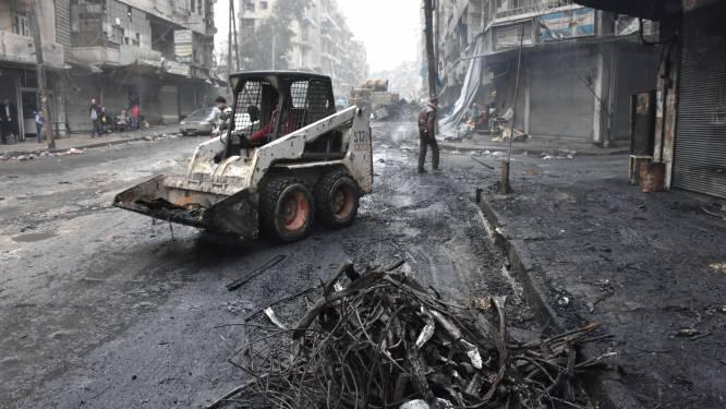Discussions pour une trêve en Syrie, mais des obstacles demeurent