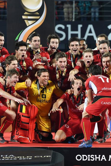 Les Red Lions lauréats du Trophée National du Mérite Sportif