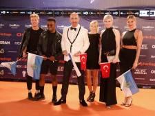 Zingen kon hij niet, toch was Serhat een held van het Songfestival