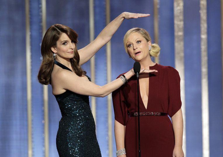 Tina Fey en Amy Poehler Beeld AP