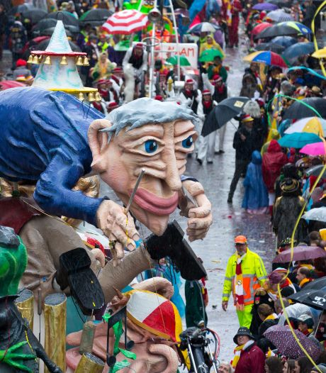 Carnaval in mei: helemaal prima wat mij betreft