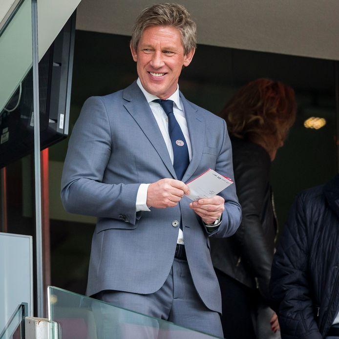 Directeur voetbalzaken Marcel Brands van PSV.