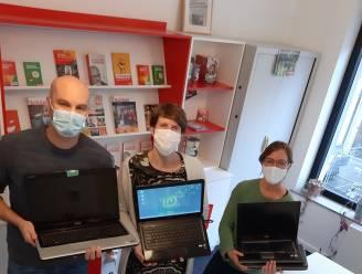 PVDA Limburg zamelt laptops in voor afstandsonderwijs