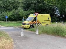 Fietser gewond door botsing met auto in Didam