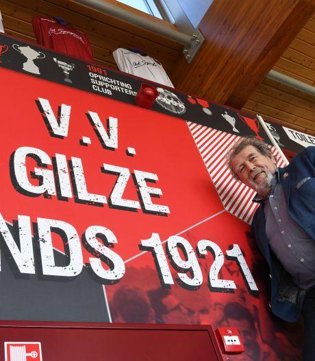 VV Gilze zet viering van eeuwfeest op reservebank, maar 'zodra het kan vieren we dit met de leden'