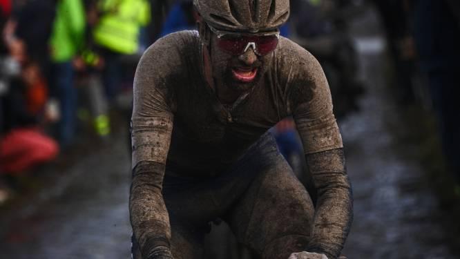 """Tom Van Asbroeck geniet na van knalprestatie in Parijs-Roubaix: """"De handen doen zeer, niet de benen"""""""