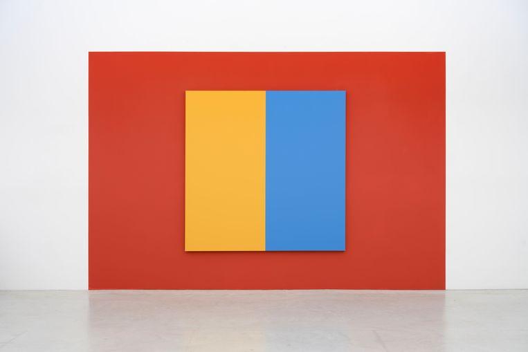 Steven Aalders, Vergezicht, 2019, collectie van de kunstenaar Beeld Steven Aalders