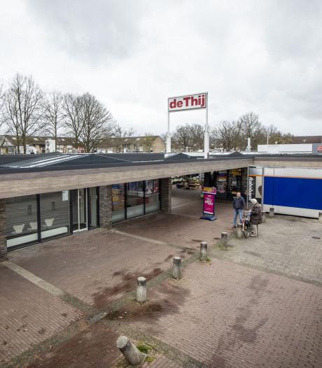 Renovatie winkels op De Thij in Oldenzaal eind juni klaar