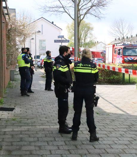Gewonde na explosie met gasfles in tuin aan het Basketbalplein