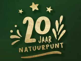 Feestweekend op 8 en 9 mei voor 20-jarig bestaan Natuurpunt