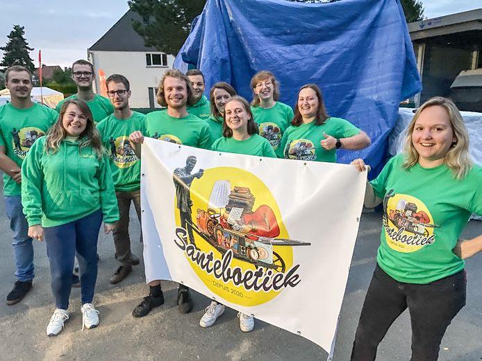 Santeboetiek is nieuw Fietelgroep in Eine