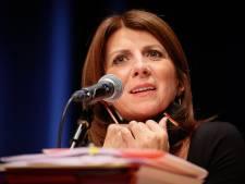 Muriel Targnion compare la situation politique à Verviers à celle aux États-Unis