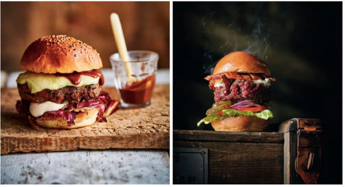 De Hamburgers die binnenkort te bestellen zullen zijn in de Haagsche Bluf