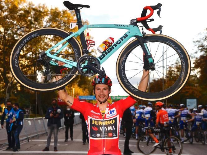 """Kan deze kwetsbare Primoz Roglic na twee Vuelta's ooit de Tour winnen? """"Hij zal niet elk jaar op superman botsen"""""""