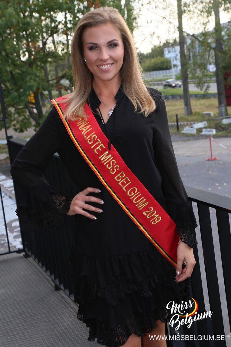 Donna De Graef is bij de 30 finalistes van Miss België.