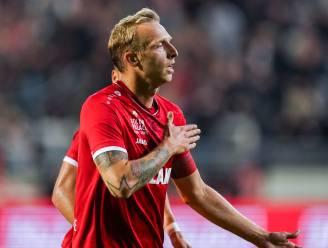 Speciaal avondje: eerste doelpunt in Jupiler Pro League (en eerste rode kaart ooit) voor Ritchie De Laet