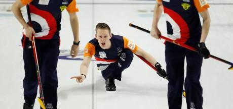 Curlingploeg blijft meedoen om WK-ticket