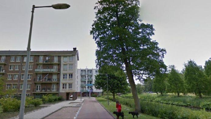 De Speelmanstraat in Amsterdam