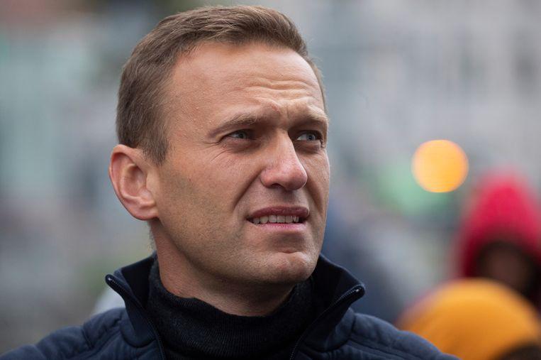 Alekej Navalny. Beeld Hollandse Hoogte / EPA