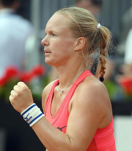 Wilander ziet Bertens ver komen op Roland Garros