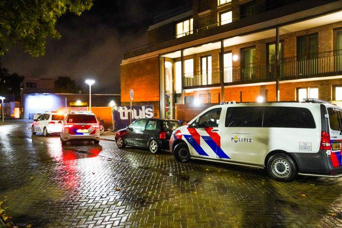 Steekincident bij Labrehuis in Eindhoven.
