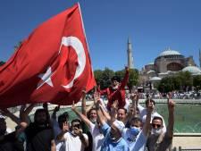 L'Unesco préoccupée par la transformation de Sainte-Sophie en mosquée