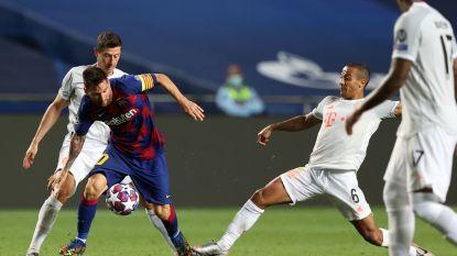 LIVE. 2-7! Uitgerekend Coutinho deelt de genadestoot uit aan een armtierig Barça