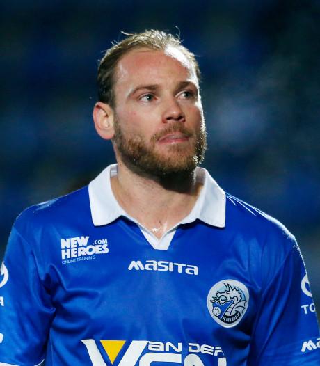 FC Den Bosch-captain Vossebelt kiest voor transfer naar Almere City