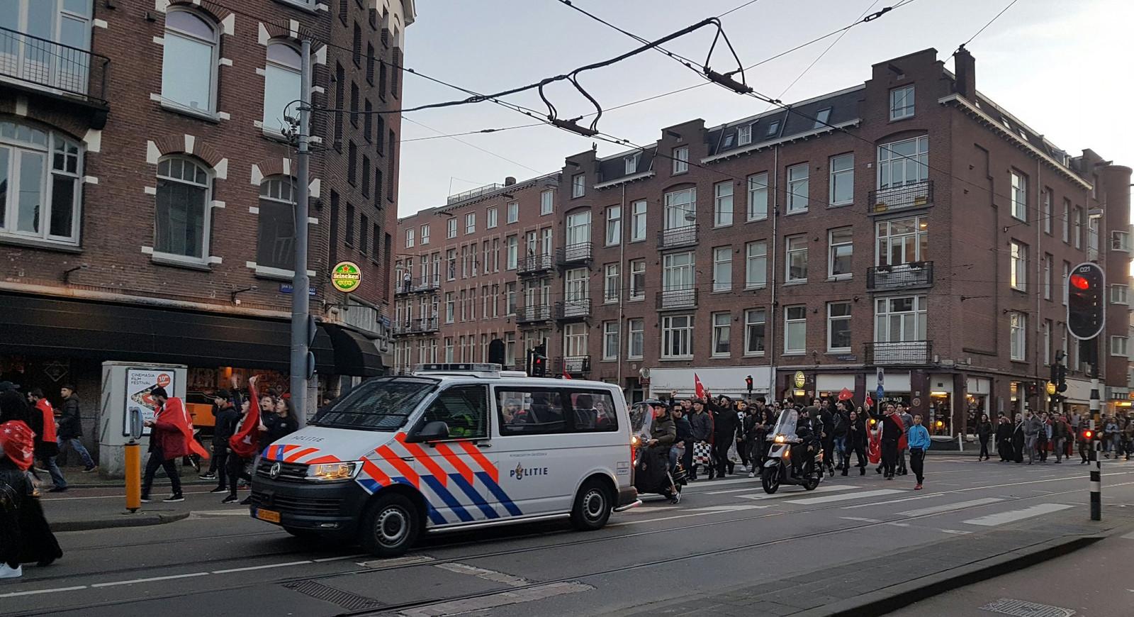 Turken Mercatorplein Amsterdam