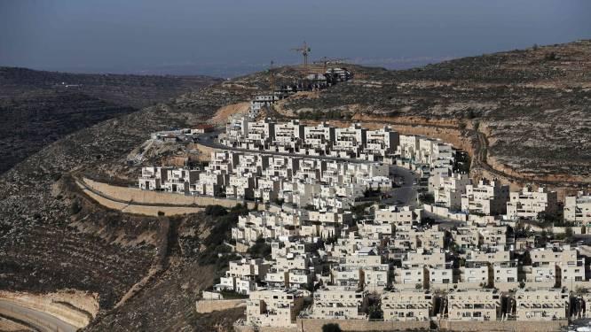 Israël zet door met bouw van 3.000 kolonistenwoningen op Westelijke Jordaanoever