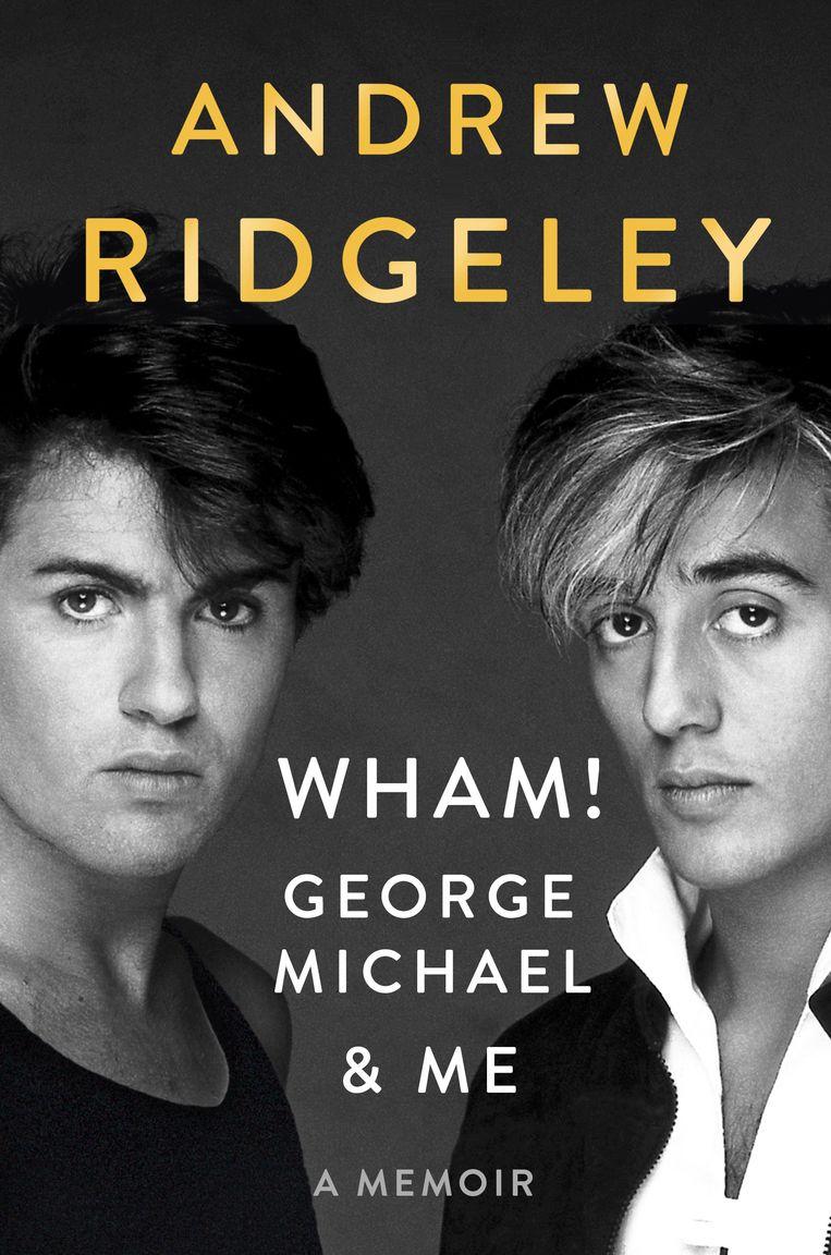 De cover van Ridgeley's biografie