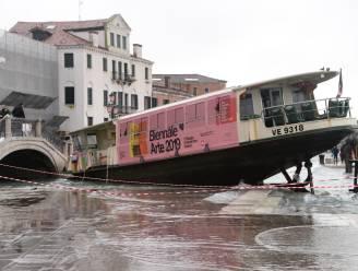 Venetië kampt met zwaarste overstromingen in 53 jaar: beroemde San Marcoplein staat blank