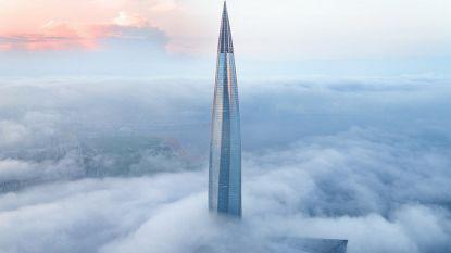 Dit is de nieuwe hoogste wolkenkrabber van Europa